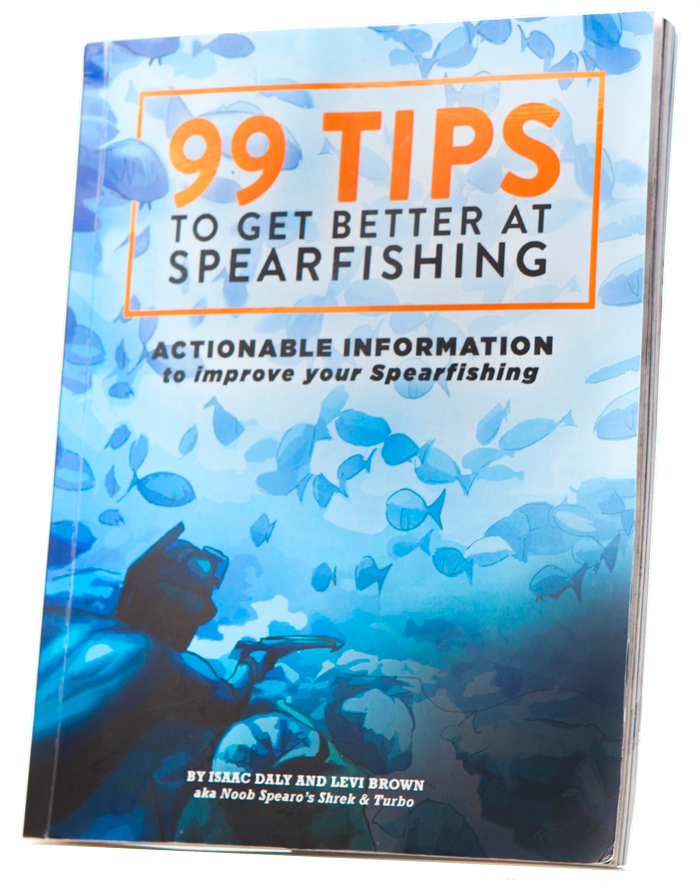 99 Tips Spearfishing Book
